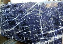 Blue Sodalite Slabs