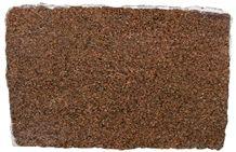 Spicy Brown Granite Slabs