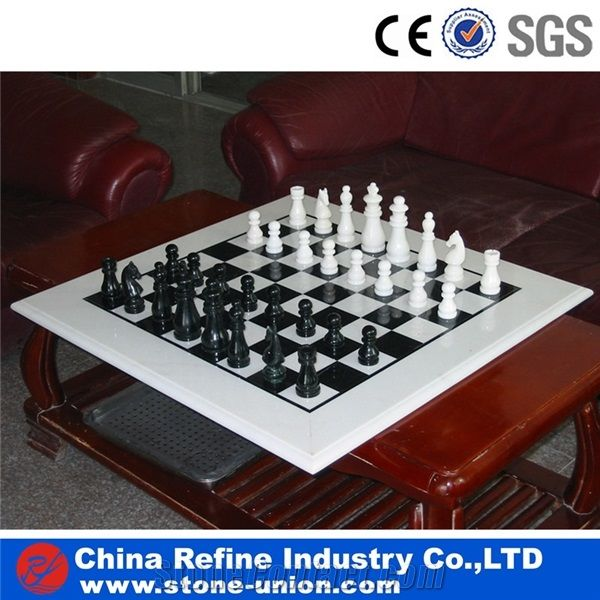 Different Modern Type Granite And Marble Stone Chess Table Chess Coffee Tables China Refine Industry Co Ltd
