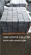 G654,China Grey Granite,Surface Flamed,Bush Hammered ,Sawn Cut, Floor Covering ,Cube, Cobble Paving Stone Price ,Garden Stepping, Walkway Pavers, Outdoor Project Natural Building Stone