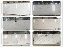 Calacatta White Quartz Stone Slab in China, 2cm Calacatta White Engineered Quartz Slabs in Canada,3cm Solid Surface Calacatta White Quartz for Kitchen,Calacatta White Quartz in Usa