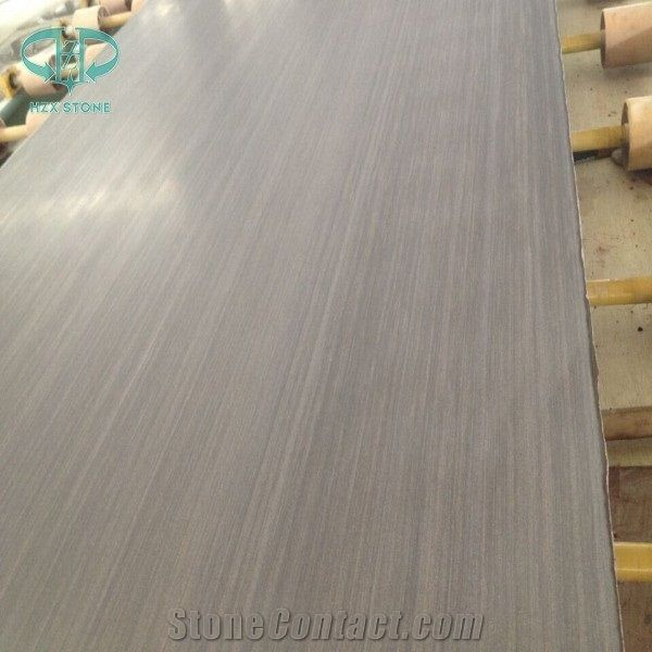 Brown Wenge Sandstone Slabs Tiles For Wall Claddingflooring Tile