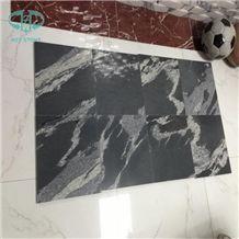 Imported India Black Granite, Kashmir Black, Fantasy Black Granite, Nero Fantasy Granite Slabs & Tiles, Interior Decoration Granite, China Black Granite, Big Slabs