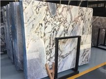 2017 New Quarry Stone Factory Directely Silver Blue Light Color Marble Big Slab,Cut Size, Floor Tile,Wall Cladding,Countertop Polished Competitive Price Natural Luxury Building Project Material