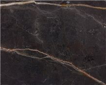 Black Kafe Polished Limestone Tiles & Slabs Spain, Pulido, Poli
