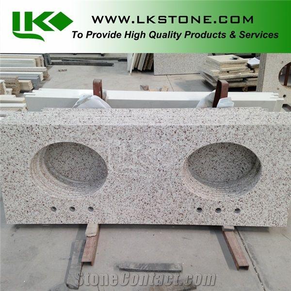 Quartz Stone Bathroom Tops Artificial