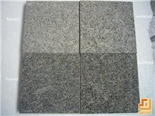 Cheapest Price Brown Color High Quality China Polished Cafe Imperial/Lundra/Brown Pearl/Café Boreal/Royal Coffee Granite Slabs & Tiles & Cut-To-Size for Floor Covering and Wall Cladding,Flooring Tile
