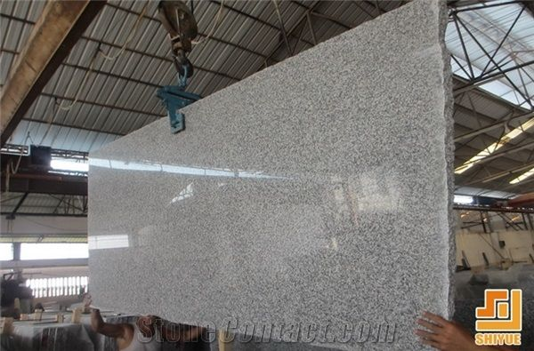 China Factory Polished G623 Granite Gangsaw Big Slab ...