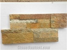 Rusty Slate Stone Wall Cladding/Ledge Stone/Stone Wall Decor/Thin Stone Veneer/Feature Wall/Split Face Culture Stone/Manufactured Stone Veneer/Stone Wall Decor