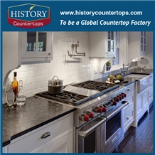 Antique Brown Angola Granite Kitchen Countertops