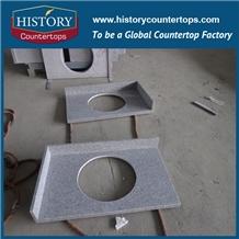 G603 China Granite Mountain Grey Countertops