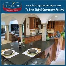 Natural Granite Shanxi Black Kitchen Worktops