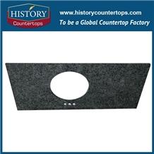 Yanshan Green Granite Countertops Customized