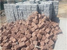 Cobbles Granite Viet Nam, Cube Stone & Pavers