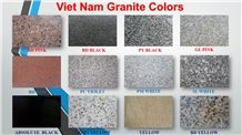 Viet Nam Granite Slabs & Tiles