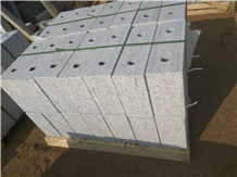 North G603 Grey Granite Plinth Base