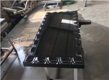 Lotus Flower Modelling Absolute Black Cover Plate