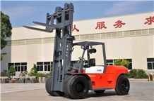 Strengthening 10tons Forklift Handling Stone for Sales,Forklift Truck3.5t-36t-Weisheng Machine ,10tonne Big Forklifts(For Sale) Fork Lift Trucks Heavy Load Stone Forklifts-Cpcd120-Wsm