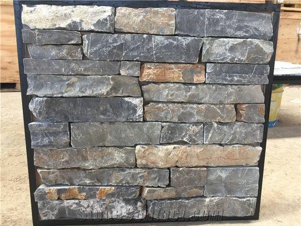 Dark Grey Stone Veneer Shapeyourminds Com