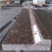 G562 Granite Polished Molding & Border, Maple Leaf Red Granite, China Red Granite, Orange Red Granite Border Decos