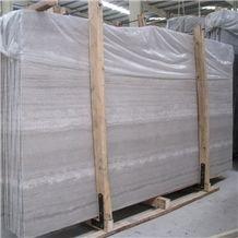Marble Slab Big Slab Silk Georgette Light Grey Wood Grain Vein Marble Floor Tile, China Grey Marble Tiles & Slabs