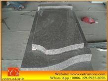 G635 Granite Tombstone Monuments,New G635 Granite Monument, Polished Tombstone, Pink Headstone from Our New Pink Rose Quarry,G635 Granite Tombstones, China Pink Granite Monuments