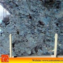 Sapphire Blue Granite Slab 100 Natural Translucent Crystaline Stone,Blue Sapphire Semiprecious Stone,Large Blue Sapphire with Competitive Price