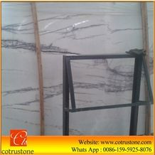 Turkey White Color Paradise Bird Marble Slabs Polished Surface,Heaven Bird Marble Big Slabs Polished Surface, Paradise Bird Marble Big Slabs,Bird Of Paradise Marble,Milas Laylak Marble Slab