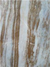 Designa Blue Marble Slabs, Blue Line Marble