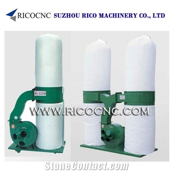 Cyclonic Vacuum Dust Collector Wood Cnc Router Dust