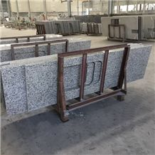 Tiger Skin White Granite Countertops, China Granite Countertops, Custom Granite Countertops, Residential Used Kitchen Countertop, Undermount Sink Cut Out