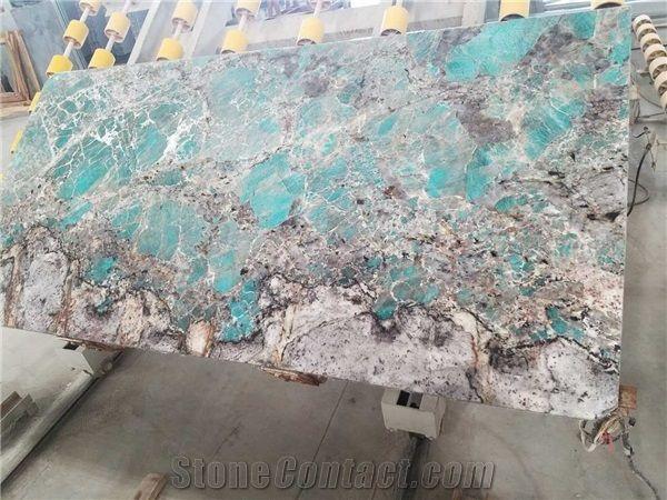 Amazon Green Granite Slabs Green Granite From Brazil
