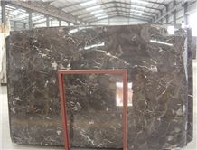 Irish Brown Marble,Chinese Irish Brown,Irish Brown China,New Emperador Brown,China Emperador Brown,China Dark Emperador Brown,Slabs&Tiles,Honed,Polished,Sawn Cut,Wall and Floor Covering,Countertops