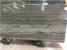 New Gray,Brow Marble, Wave Marble Slabs&Tiles,For Countertops,Wall and Floor Covering,Polished,Honed,Swan Cut Etc
