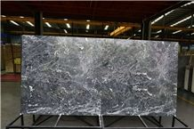 New Star Grey Marble,Grey and White Marble, Star Ocean Marble, Slabs, Tiles, Countertops, Patterns, for Interior and Exterior Decoration, Wall,Floor, Polished, Swan Cut