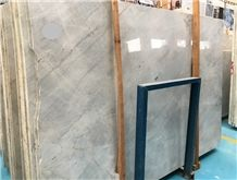 Van Gogh Grey Marble, Slabs&Tiles, Polished, Honed, Swan Cut, for Floor and Wall Covering, Pool and Cladding, Countertops.