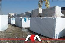 Frozen Crystal Marble Blocks