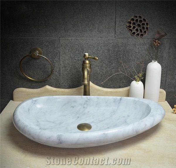 Ings Marble Stone Sink Bathroom