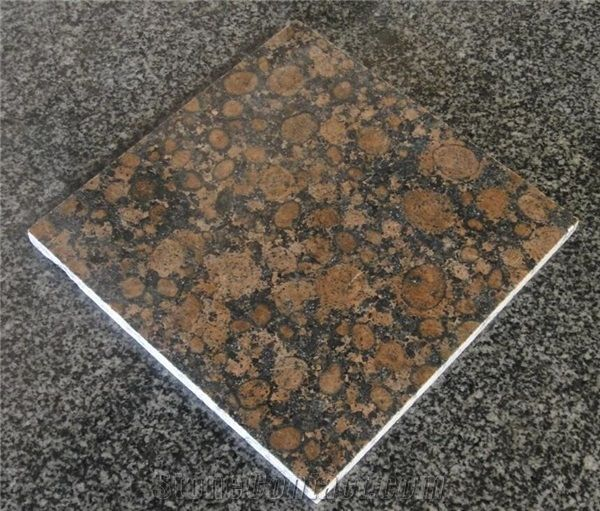 Finland Baltic Brown Granite in China Market,Tile,Big Gang ...