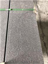 New G684 Black Basalt, Tile Paving Stone,China Black Granite Andesite Wall Stone and Floor,Wall Cladding,Sett