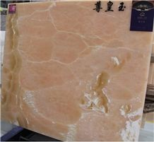 Onice Pesca,Onice Rosa Pesca Pink Onyx,Tile and Slab,Wall Cladding,A Grade Natural Stone,Own Factory and Quarry Owner with Ce Certificate,Big Gang Saw Slab in Large Stock and Cheap Price,Floor Paving