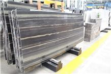 Siena Marble Slab,Imported Black Polished Prefab Slab,Gold Vein with Black Stone in Stock,Siena Into Countertop,Cut to Size.Own Factory with Ce Certificate