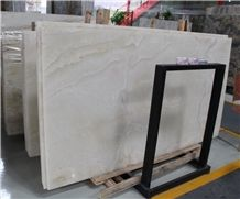 Snow White Onyx in China Market,Tile and Slab,Wall Cladding,A Grade Natural Stone,Own Factory and Quarry Owner with Ce Certificate,Big Gang Saw Slab in Large Stock and Cheap Price,Floor