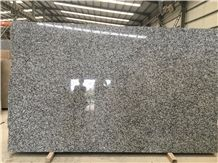 Spray White Slab,Breaking Waves,Spary White,G 377 Granite,Mengyin Hailang Hua,Mengyin Seawave Flower,Mengyin Spindrift,Sea Wave Flower Of Mengyin,Spray,White Wave Granite,Spray White Granite,Sea Wave