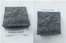 G654 Granite Cobble Stone 10x10x5cm for Driveway Paving