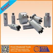 35mm Diamond Sliver Welding Core Drill Bits