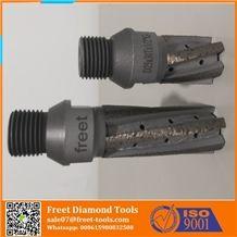 Diamond Finger Router Bit for Granite Drilling and Milling