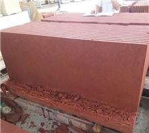 Red Sandstone Tiles Sandstone Slabs for Floor and Wall