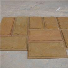 Sandstone Mushroom Stone Mushroomed Cladding