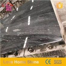 Hilton Grey Marble Slabs & Tiles, Polished China Grey Marble Slabs